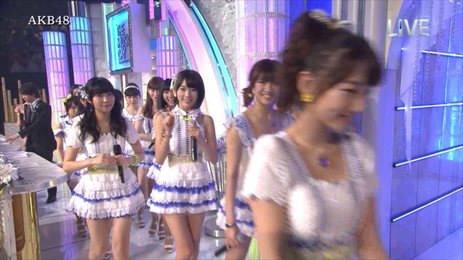 AKB48 宮脇咲良 THE MUSIC DAY 音楽のちから (13)_R