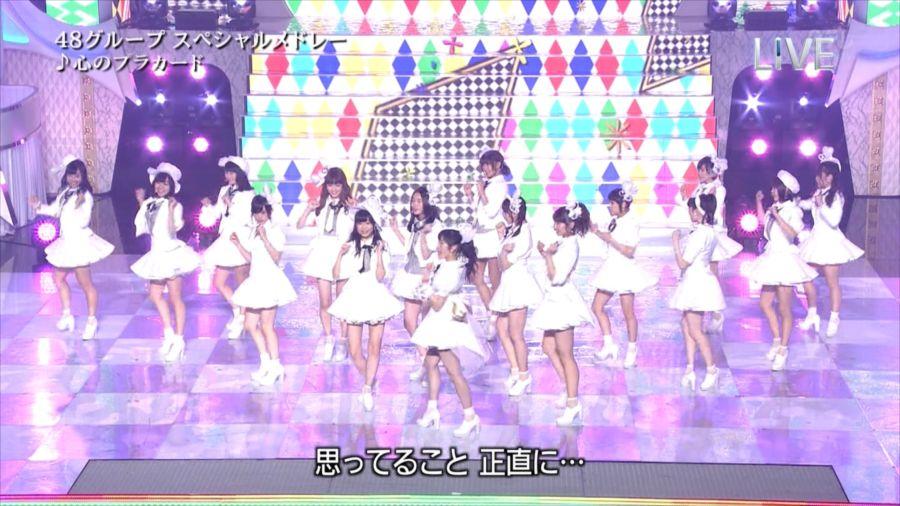 AKB48 島崎遥香 THE MUSIC DAY 音楽のちから 20140712 (22)_R