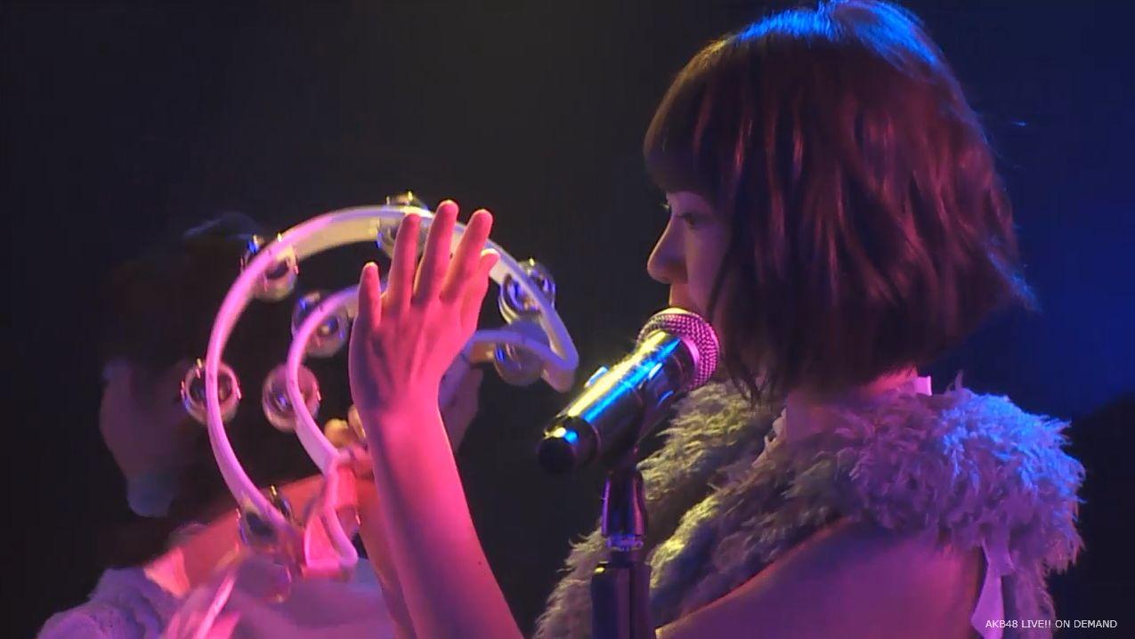 宮脇咲良 ハート型ウィルス チームA公演 20140714 (15)