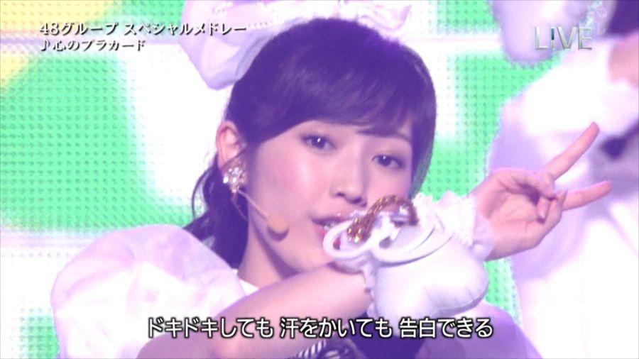 AKB48 渡辺麻友 THE MUSIC DAY 音楽のちから 20140712 (93)_R