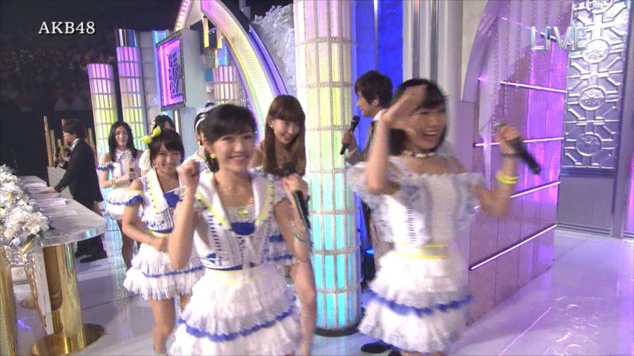AKB48 渡辺麻友 THE MUSIC DAY 音楽のちから 20140712 (3)_R