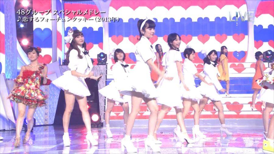 AKB48 島崎遥香 THE MUSIC DAY 音楽のちから 20140712 (27)_R