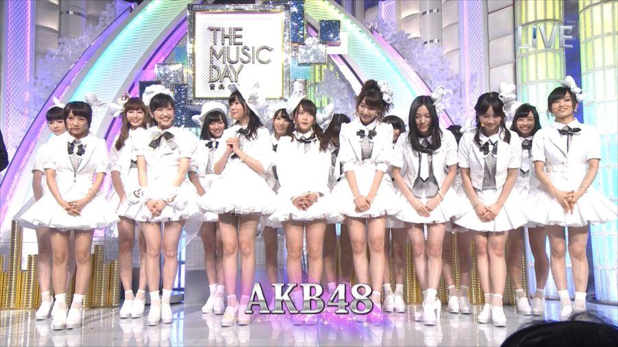 AKB48 渡辺麻友 THE MUSIC DAY 音楽のちから 20140712 (79)_R