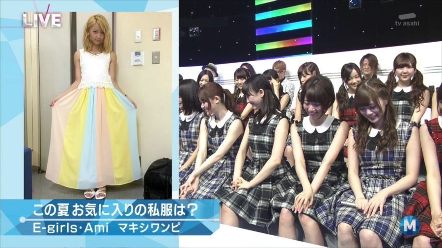 乃木坂46 ミュージックステーション 白石麻衣 20140711 (19)_R