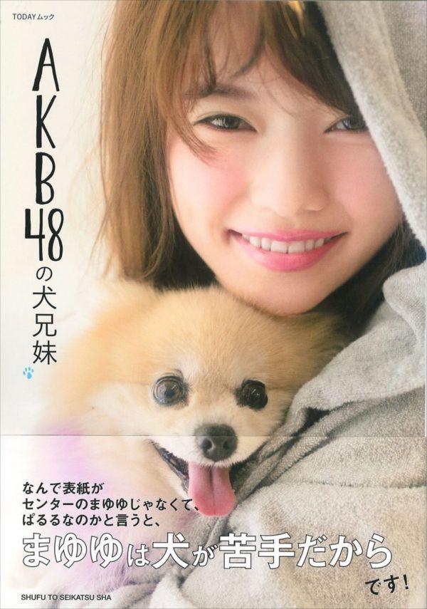 AKB48の犬兄弟 島崎遥香__R