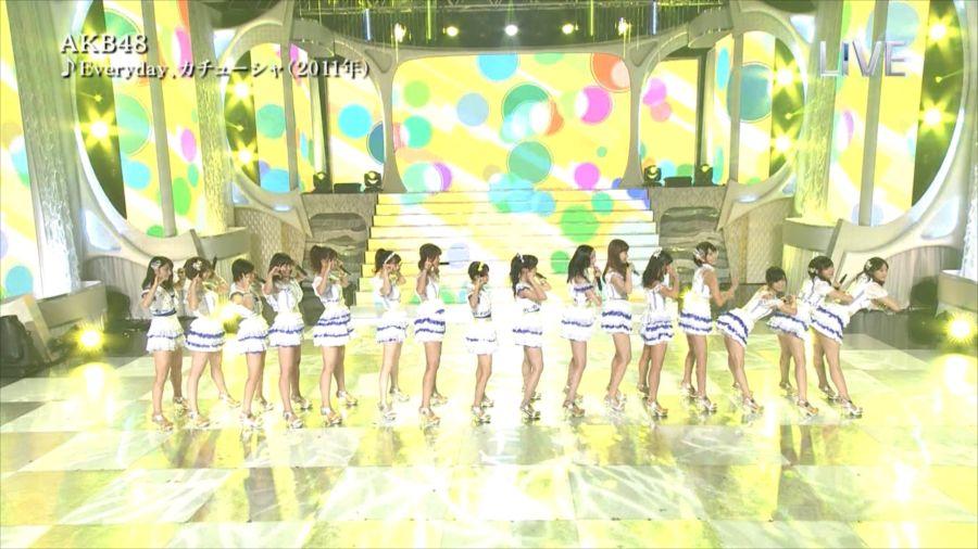 AKB48 渡辺麻友 THE MUSIC DAY 音楽のちから 20140712 (7)_R