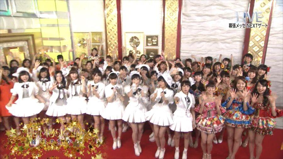 AKB48 渡辺麻友 THE MUSIC DAY 音楽のちから 20140712 (74)_R
