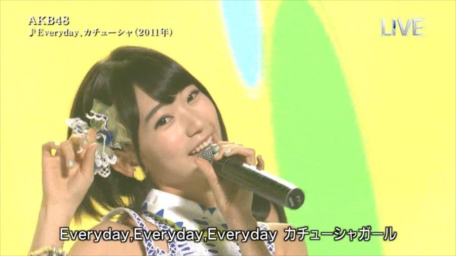 AKB48 宮脇咲良 THE MUSIC DAY 音楽のちから (30)_R