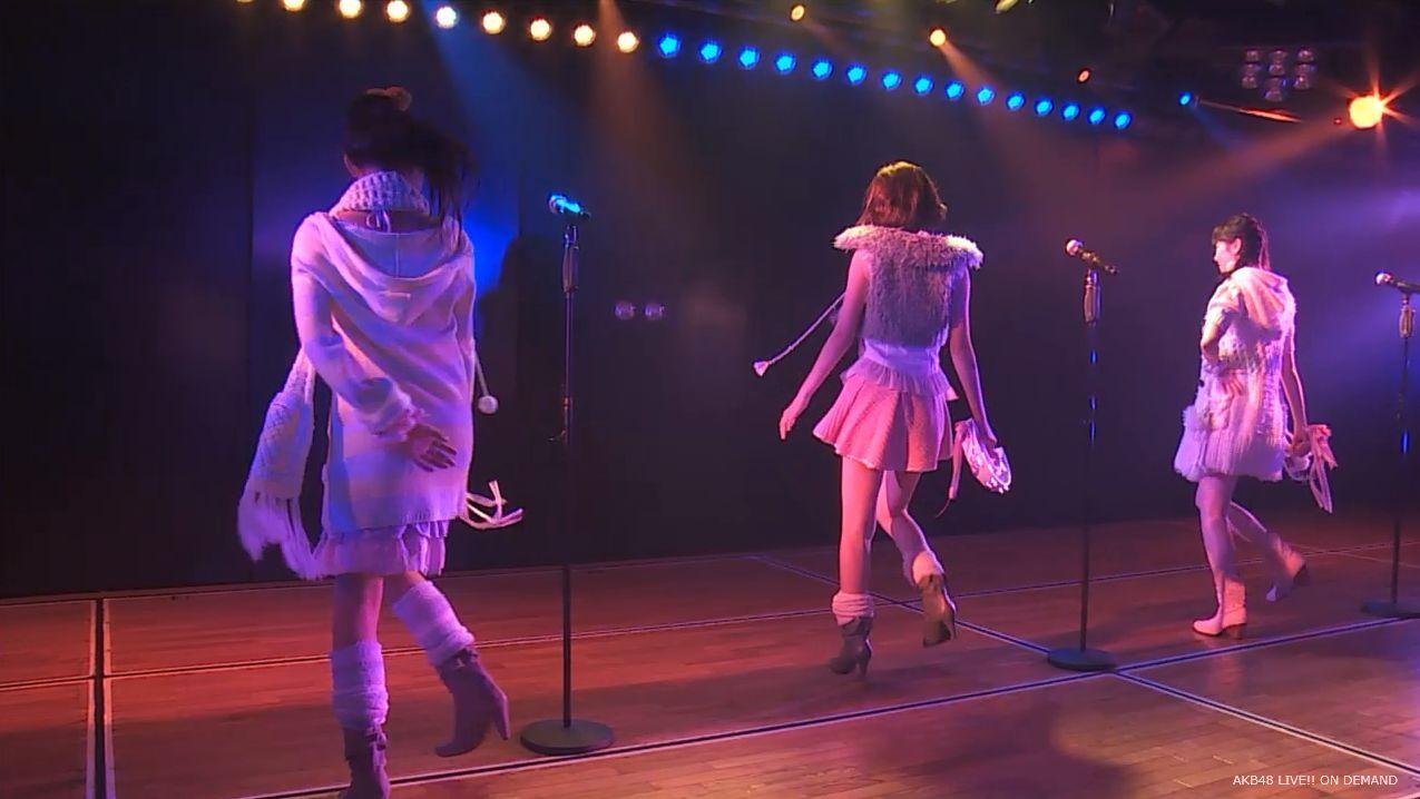 宮脇咲良 ハート型ウィルス チームA公演 20140714 (11)