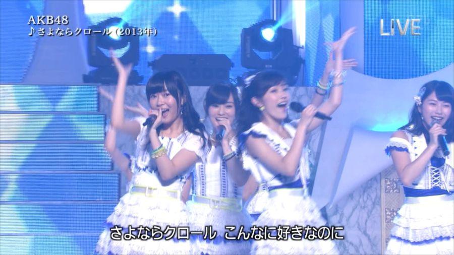 AKB48 渡辺麻友 THE MUSIC DAY 音楽のちから 20140712 (29)_R