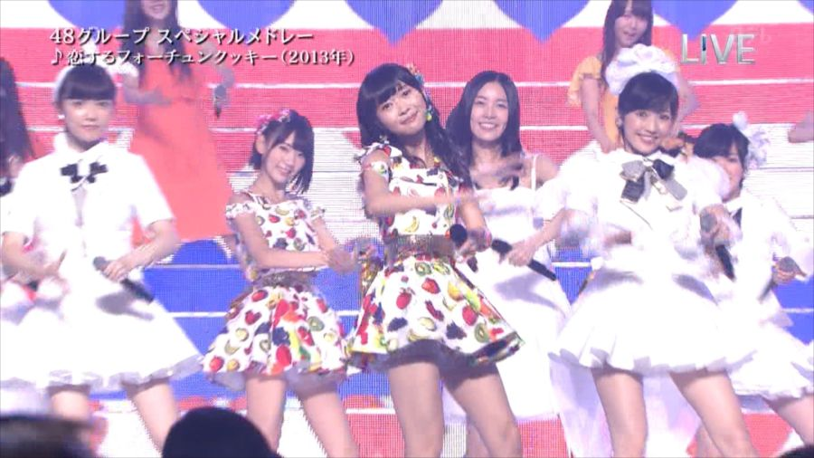AKB48 渡辺麻友 THE MUSIC DAY 音楽のちから 20140712 (113)_R