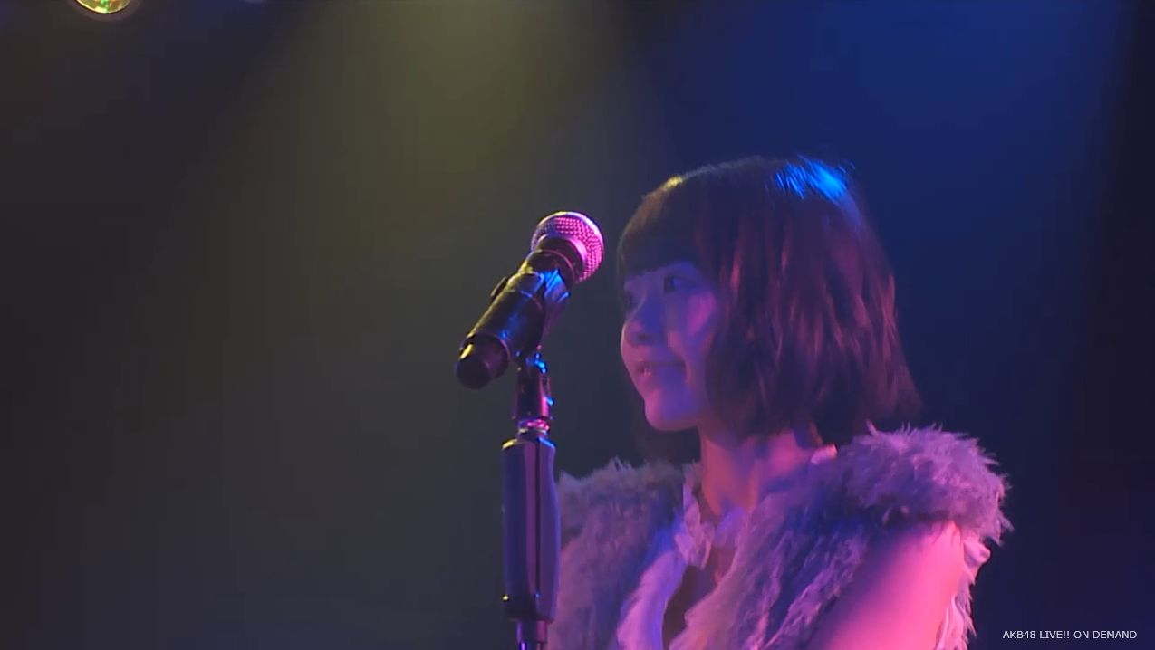 宮脇咲良 ハート型ウィルス チームA公演 20140714 (17)