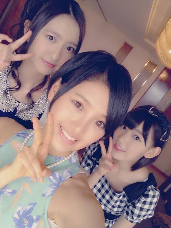 AKB48新聞 宮脇咲良 兒玉遥 森保まどか10) (1)