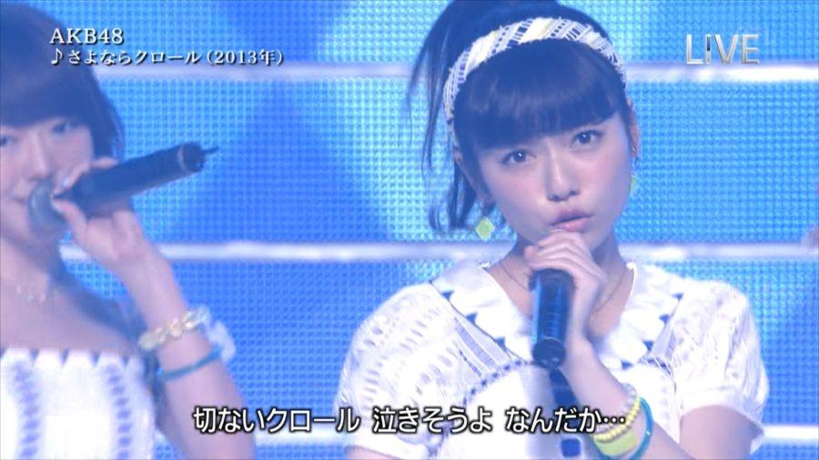 AKB48 島崎遥香 THE MUSIC DAY 音楽のちから 20140712 (14)_R