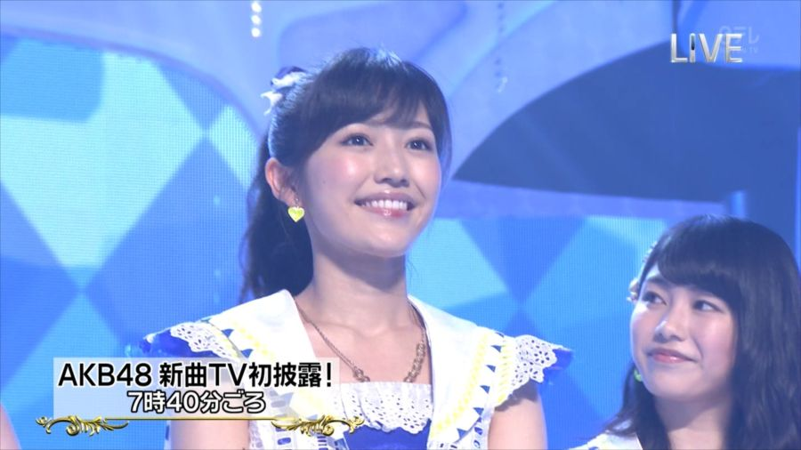 AKB48 渡辺麻友 THE MUSIC DAY 音楽のちから 20140712 (41)_R