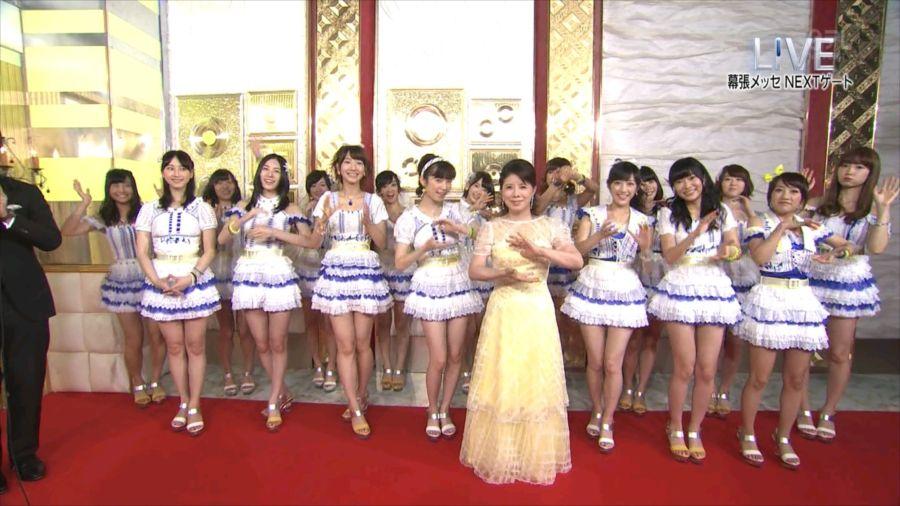 AKB48 島崎遥香 THE MUSIC DAY 音楽のちから 20140712 (17)_R