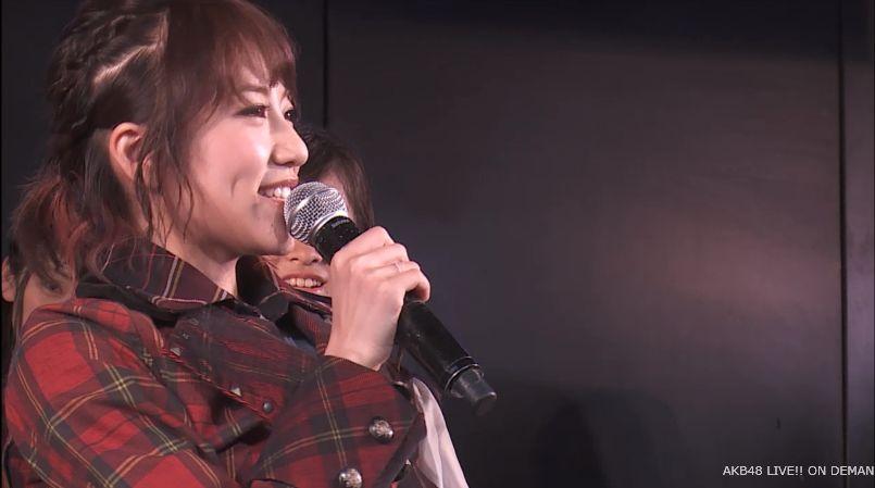AKB48高橋みなみ ファイヤーヘアー