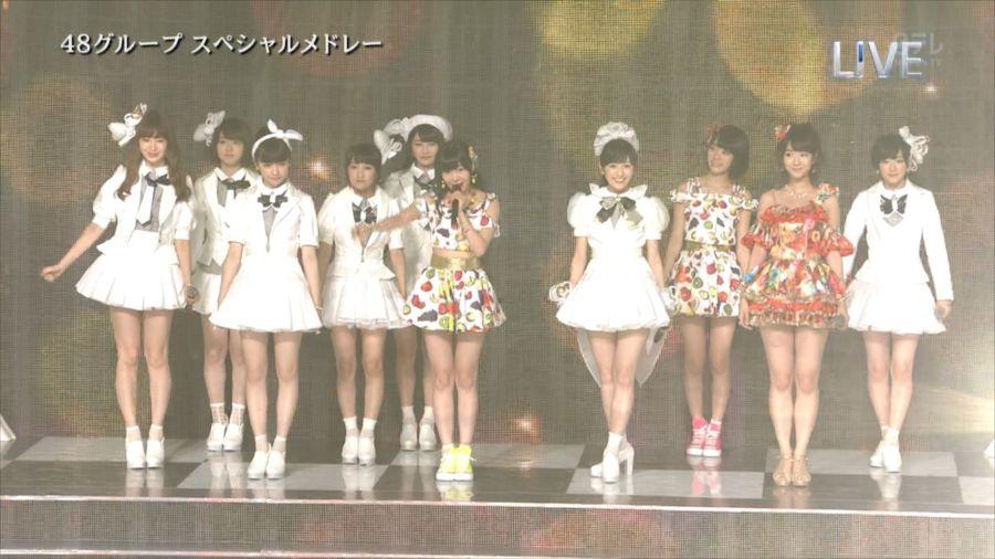 AKB48 島崎遥香 THE MUSIC DAY 音楽のちから 20140712 (26)_R