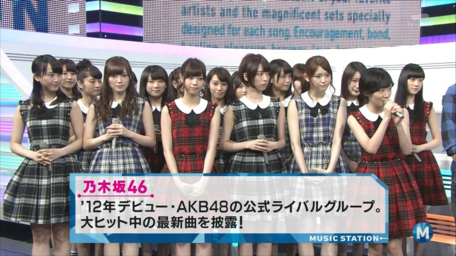 乃木坂46 ミュージックステーション 白石麻衣 20140711 (5)_R