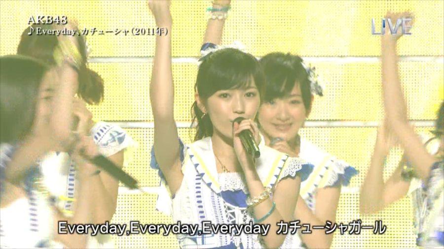 AKB48 渡辺麻友 THE MUSIC DAY 音楽のちから 20140712 (16)_R