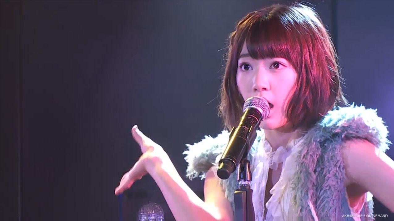 宮脇咲良 ハート型ウィルス チームA公演 20140714 (24)