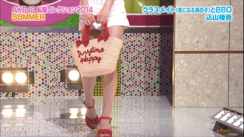 AKBINGO 私服コレクション2014夏 こみはる 20140709 (3)_R