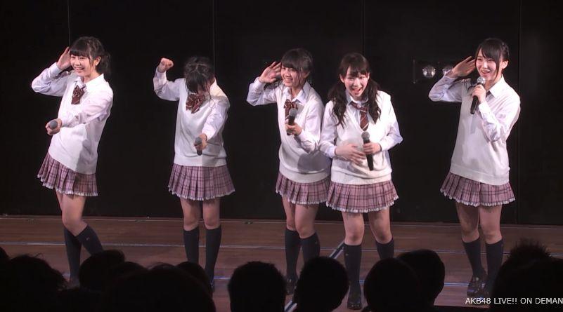 横島亜衿 あえりん 劇場公演MC (1)