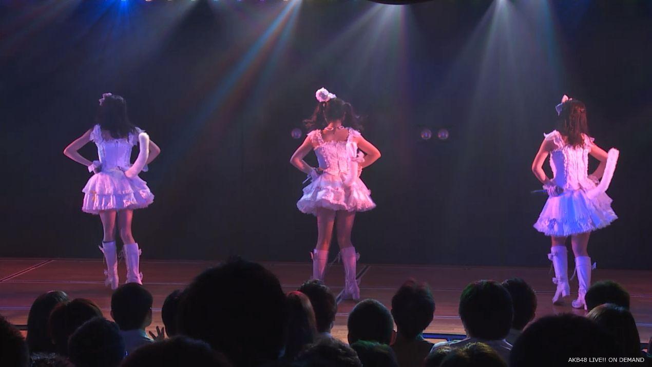 なーにゃ ツインテール チームB公演 20140718 (15)
