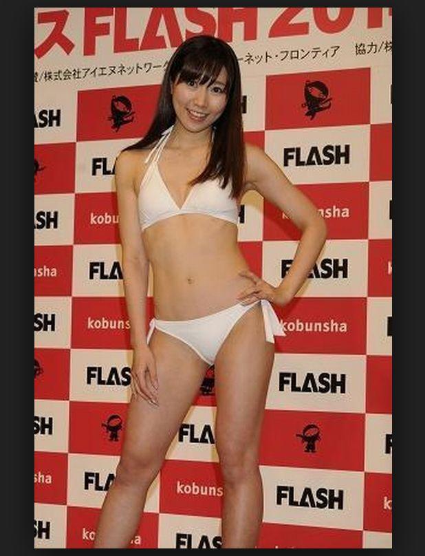 ミスFLASH2014 加藤智子