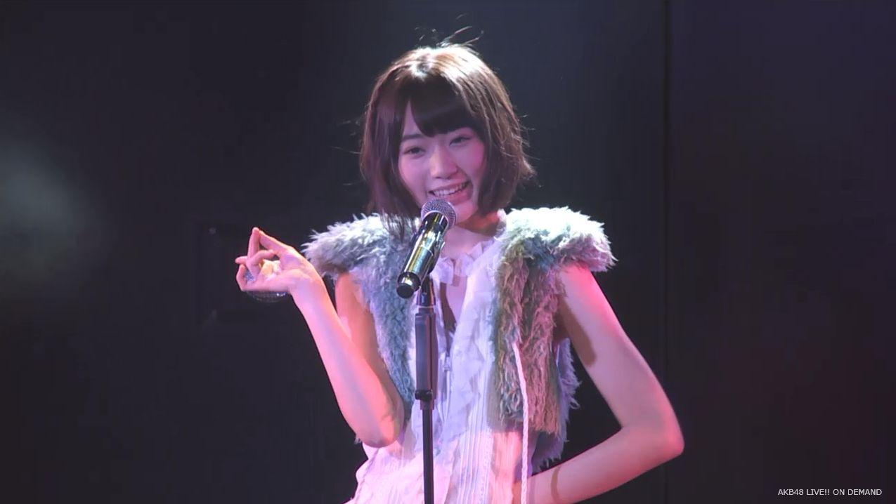 宮脇咲良 ハート型ウィルス チームA公演 20140714 (9)