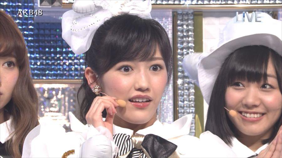 AKB48 渡辺麻友 THE MUSIC DAY 音楽のちから 20140712 (82)_R