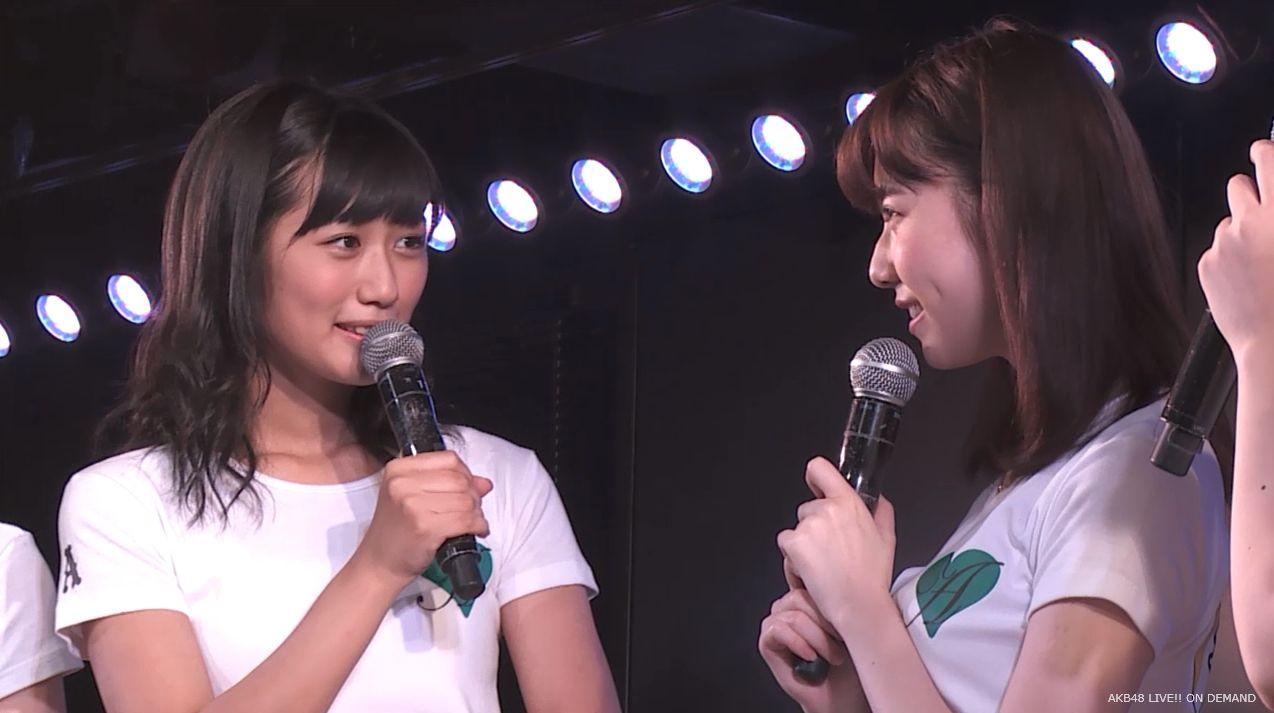 島崎遥香 MC チームA劇場公演 20140714 (12)