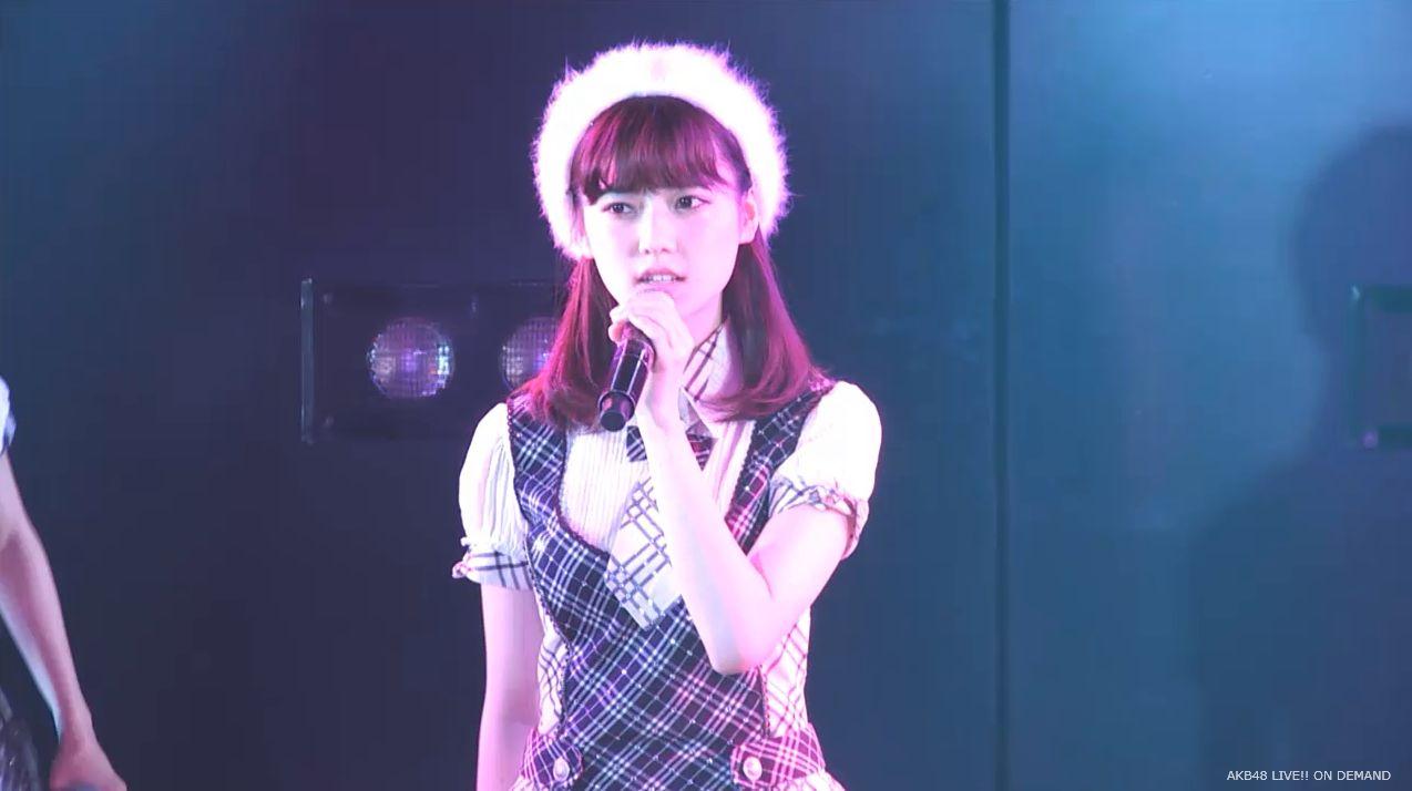 島崎遥香 AKB参上 チームA劇場公演 20140714 (1)