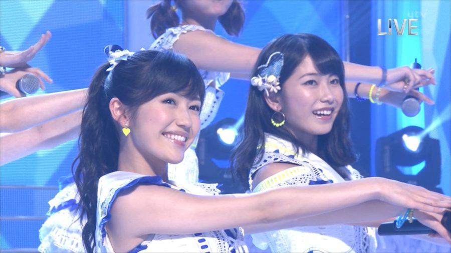 AKB48 渡辺麻友 THE MUSIC DAY 音楽のちから 20140712 (52)_R