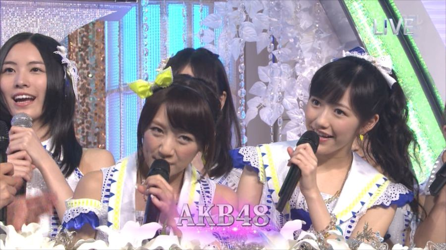 AKB48 渡辺麻友 THE MUSIC DAY 音楽のちから 20140712 (2)_R