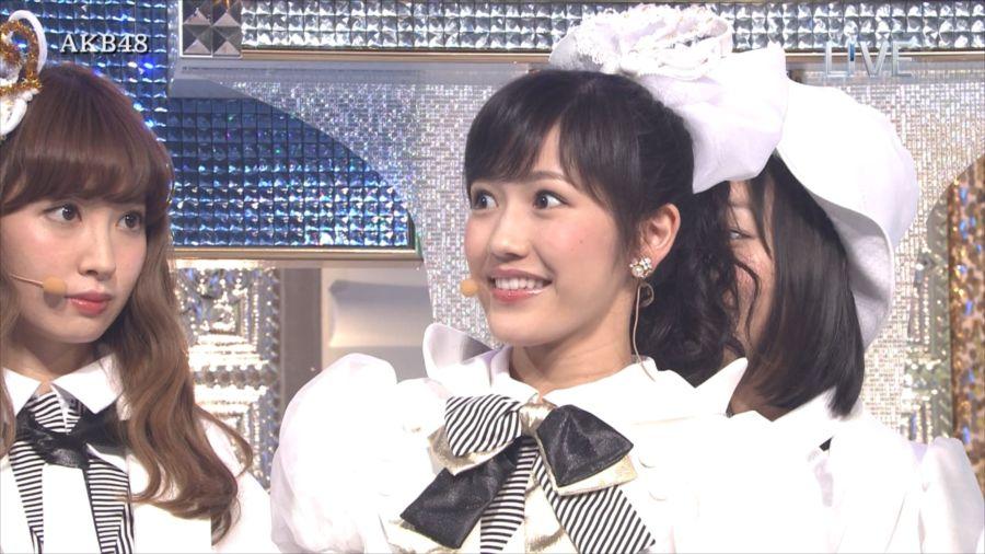 AKB48 渡辺麻友 THE MUSIC DAY 音楽のちから 20140712 (80)_R