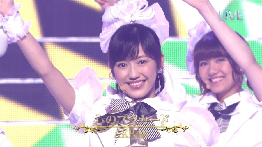 AKB48 渡辺麻友 THE MUSIC DAY 音楽のちから 20140712 (87)_R