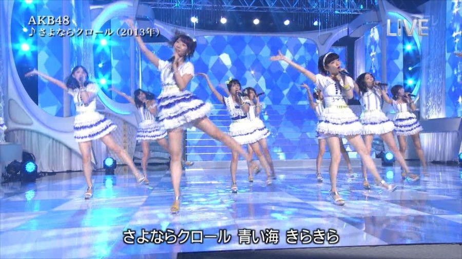 AKB48 島崎遥香 THE MUSIC DAY 音楽のちから 20140712 (9)_R