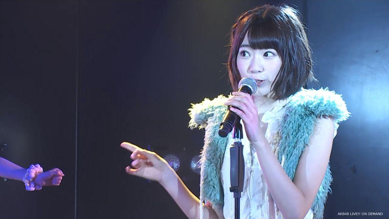 宮脇咲良 ハート型ウィルス チームA公演 20140714 (21)