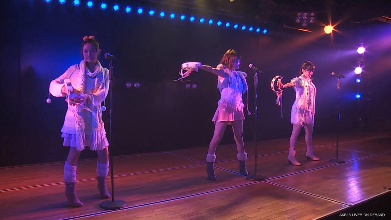 宮脇咲良 ハート型ウィルス チームA公演 20140714 (10)