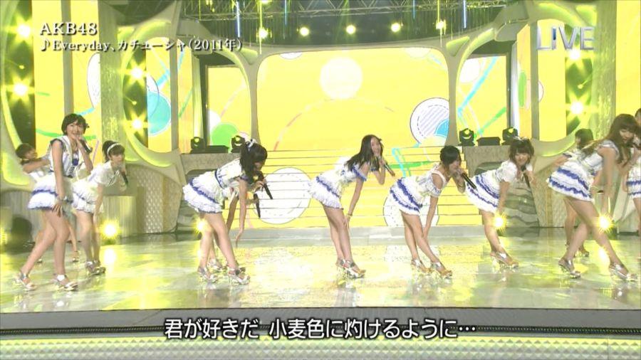 AKB48 渡辺麻友 THE MUSIC DAY 音楽のちから 20140712 (15)_R