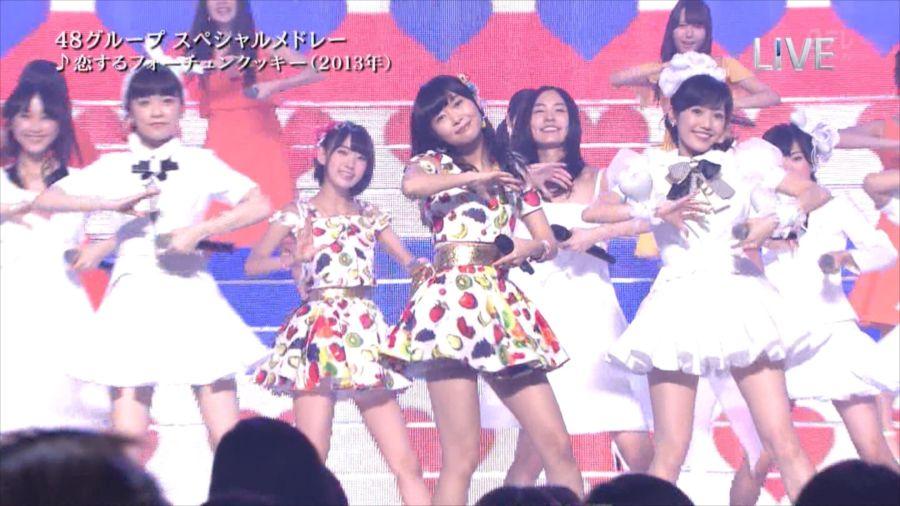 AKB48 渡辺麻友 THE MUSIC DAY 音楽のちから 20140712 (114)_R
