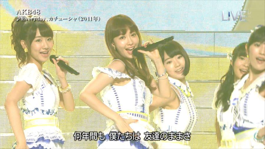 AKB48 宮脇咲良 THE MUSIC DAY 音楽のちから (22)_R