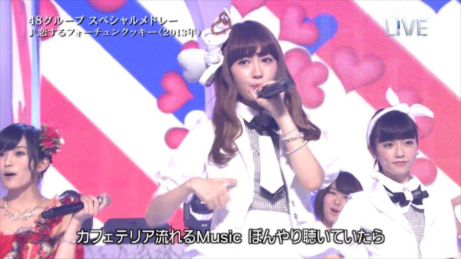 AKB48 島崎遥香 THE MUSIC DAY 音楽のちから 20140712 (31)_R