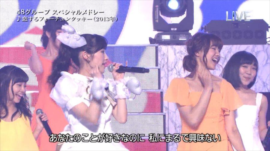 AKB48 渡辺麻友 THE MUSIC DAY 音楽のちから 20140712 (105)_R