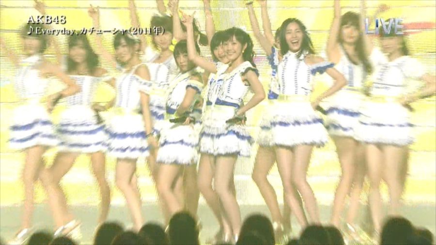 AKB48 渡辺麻友 THE MUSIC DAY 音楽のちから 20140712 (17)_R