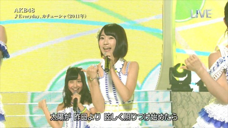 AKB48 宮脇咲良 THE MUSIC DAY 音楽のちから (2)_R
