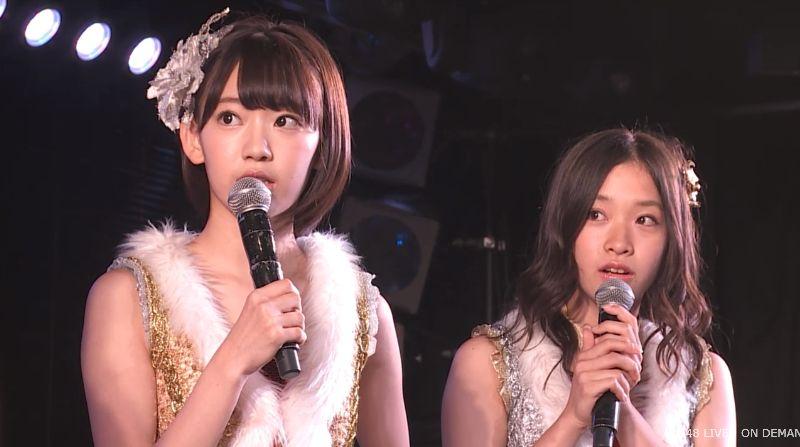 ストレート宮脇咲良 MC 最近ハマってること AKB48チームA公演 20140730 (3)