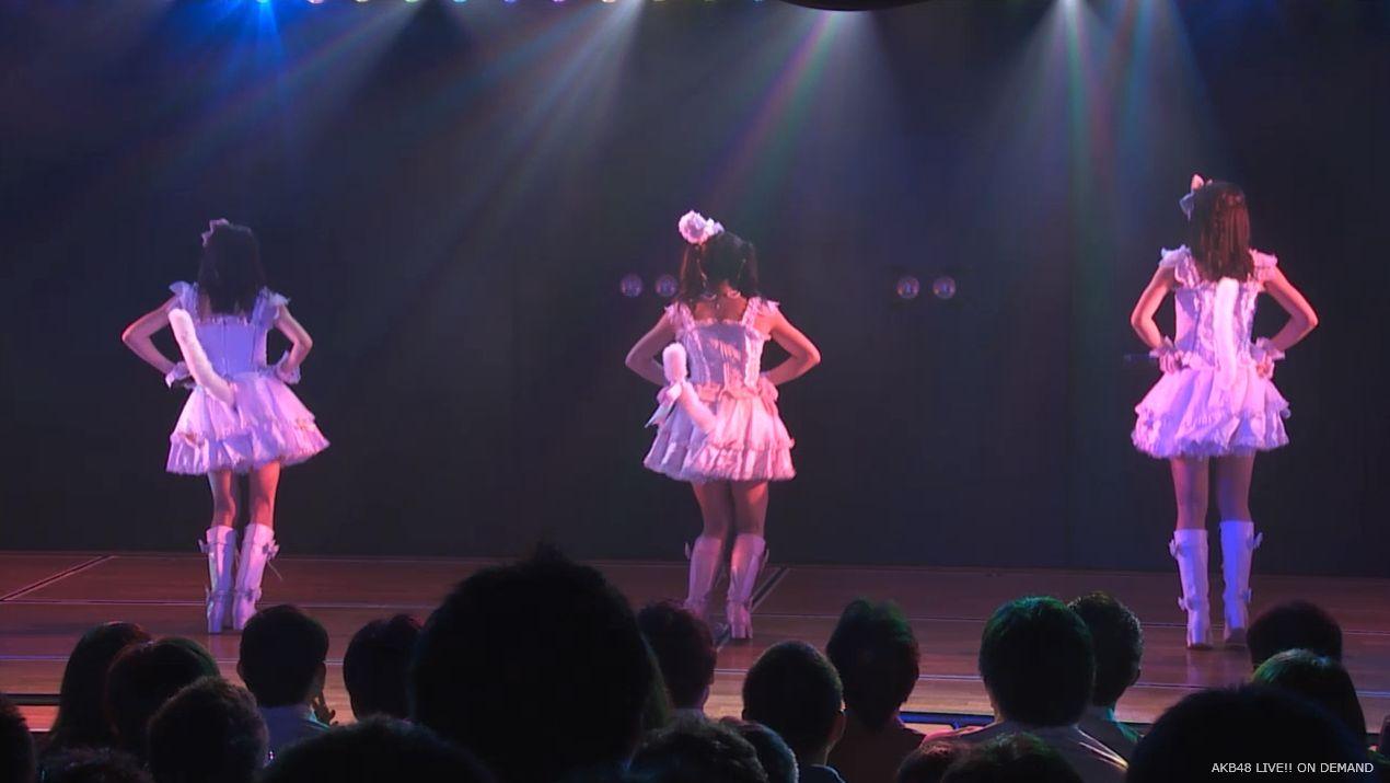 なーにゃ ツインテール チームB公演 20140718 (12)