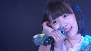 ストレート宮脇咲良 ハート型ウィルス AKB48チームA公演 20140730 (23)